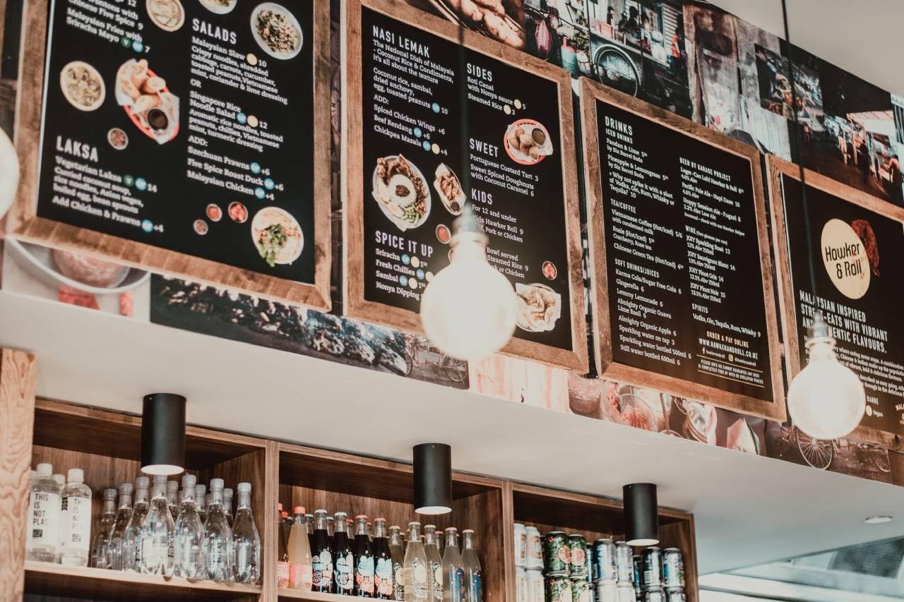 Základy webových stránek restaurace: Nabídka vložená jako obrázek nebo PDF nefunguje